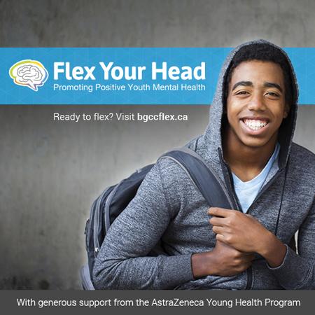Flex Your Head – Mental Health Promotion Program