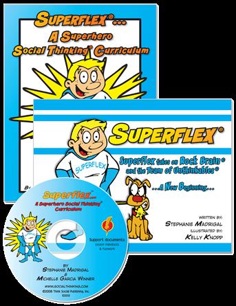 Superflex – A Superhero Social Thinking Curriculum