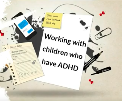 Working with Children with ADHD